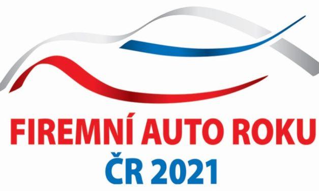 Firemní auto roku 2021