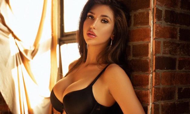 Sexy Veronika: Pózovala pro Playboy, lidé si ji přejí znovu!