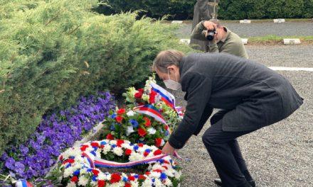 Praha 8 si připomněla květnové události roku 1945