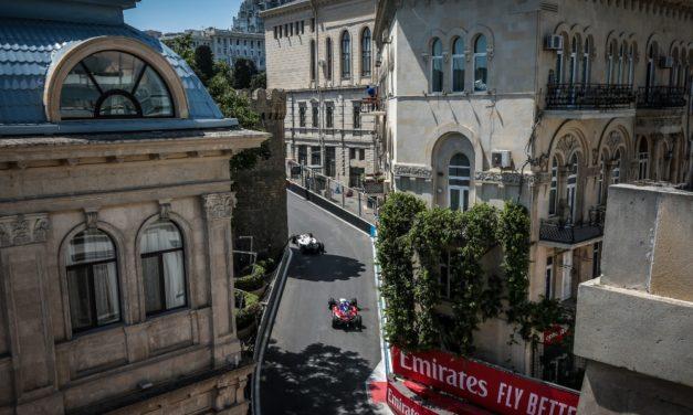 Kvalifikace F2 v Baku: Beckmann bude muset hodně předjíždět
