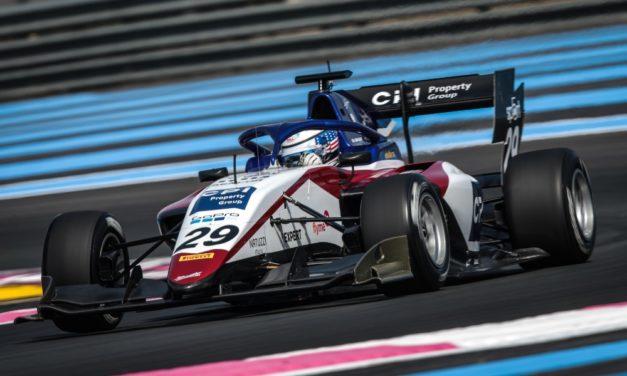 F3 v Le Castelletu:  Sargeant bojoval o vítězství, nakonec na pěkném 4. místě