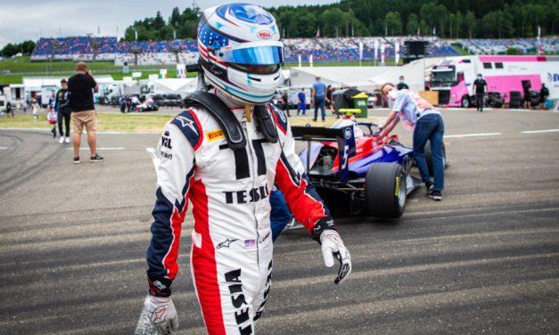 Charouz Racing System na Red Bull Ringu: Tři závody šampionátu F3 a třikrát body