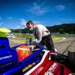 F3 ve Spielbergu: Charouz Racing System bere další body díky Fittipaldimu