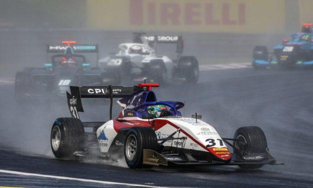 Charouz Racing System v Maďarsku: Dvakrát na pódium a další body