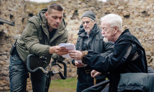 Petr Jákl fandil sportovcům, dokončuje Jana Žižku, produkuje další film v zahraničí a setká se s Michaelem Caine